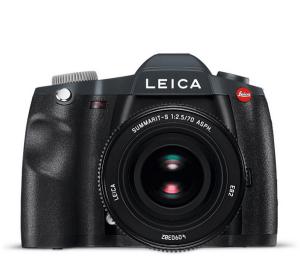 Leica S-E Manual, A Manual of Leica Elegantly Fast Camera