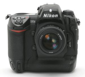 Nikon D2HS Camera Manual User Guide