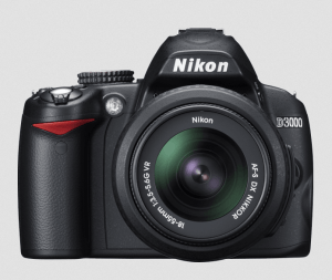 Nikon D3000 Manual, a Manual to Rich Feature Entry-level Camera