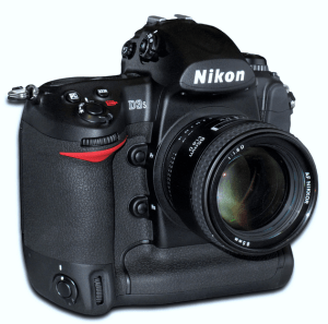 Nikon D3S Camera Manual, Nikon Ergonomic-Designed Camera Manual