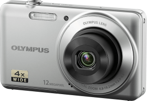 Olympus VG-110 Manual: A Manual of Image Stabilization in Compact Package Camera