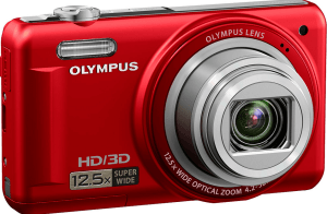 Olympus VR-330 Manual User Guide