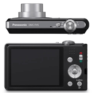 Panasonic Lumix DMC-FH5 Manual, a Manual of Small Pocket-sized Camera