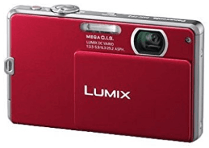 Panasonic Lumix DMC-FP2 Manual, A Manual of Stylishly Chick Pocket Camera