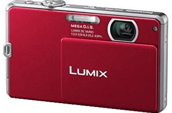 Panasonic Lumix DMC-FP2 Manual, A Manual of Stylishly Chick Pocket Camera 1