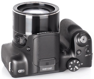 A Guidance for Samsung Smart Feature Camera: Samsung WB1100F Manual