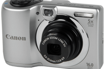 Canon PowerShot A1300 Manual for Tiny Compact Camera with Gigantic Superiority 1