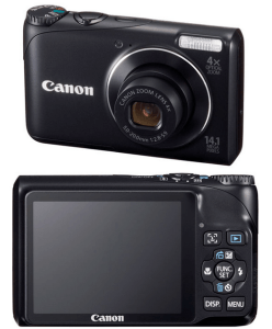Canon PowerShot A2200 Manual for Canon Low Budget Camera