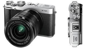 FUJIFILM X-M1 Manual, a User Guide of Fujifilm X Series Lightest Compact