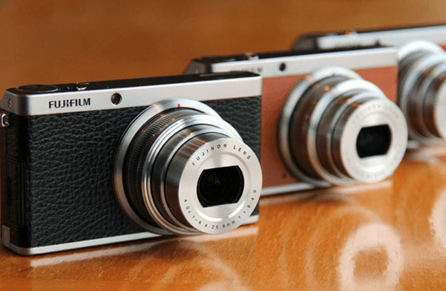 FUJIFILM XF1 Manual: Guide of Slim Premium Compact Camera