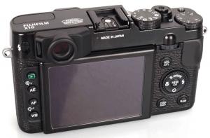 Fujifilm X10 Manual, a Manual of Affordable Fuji's Premium Compact Camera