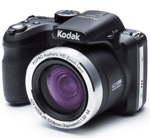 Kodak AZ421 Manual for Superb DSLR with 42x Zoom Ability