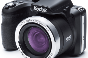 Kodak AZ421 Manual for Superb DSLR with 42x Zoom Ability 2