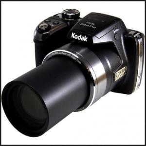 Kodak AZ501 Manual, a Manual of 50 Zoom Kodak DSLR Camera