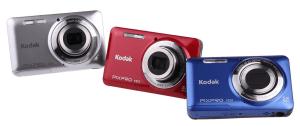Kodak FZ51 Manual, a Manual of Kodak's Cool Compact Camera