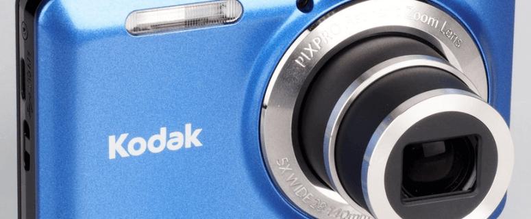 Kodak FZ51 Manual, a Manual of Kodak's Cool Compact Camera 8