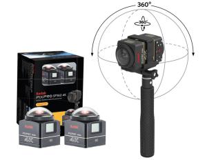 Kodak SP360 4K Manual for Your Tough 360 Camera