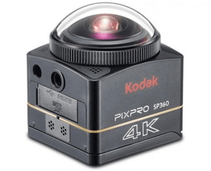 Kodak SP360 4K Manual for Your Tough 360 Camera