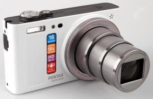 Pentax Optio RZ18 Manual, a Manual of Sophisticated Compact Camera