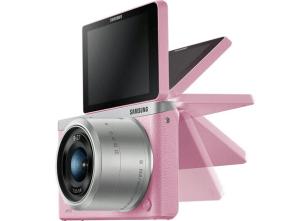 Samsung NX Mini Manual, a manual of Slimmest Samsung CSC Camera