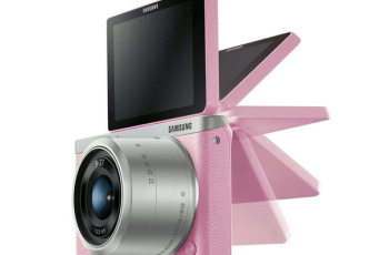 Samsung NX Mini Manual, a manual of Slimmest Samsung CSC Camera 1
