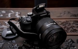 Samsung NX30 Manual, Manual of Samsung Premium DSLR Camera