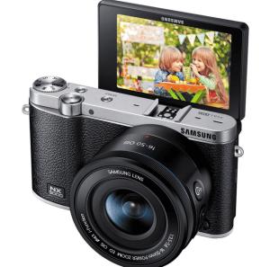 Samsung NX3000 Manual for the Successor of NX Mini