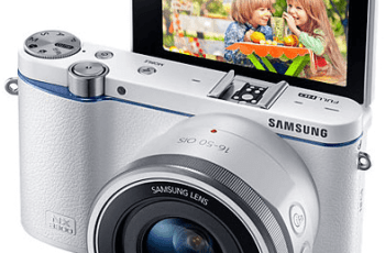 Samsung NX3300 Manual for Traveler Selfie Friends 1