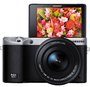 Samsung NX500 Manual for Samsung Excellent Image Quality Compact Camera