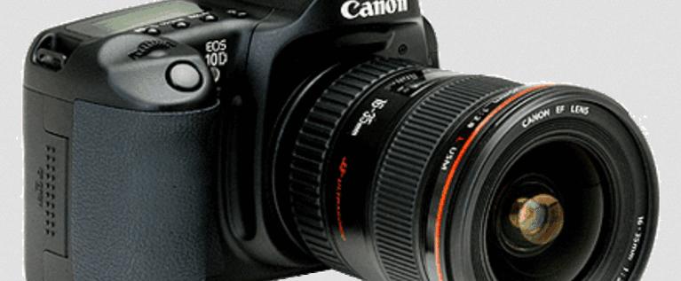Canon EOS 10D Manual, a Manual of Canon Super Image Processor Camera 2