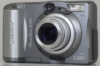 Canon PowerShot A10 Manual and Full Specification Review 1