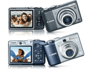 Canon PowerShot A1000 IS Manual, a Manual for Canon Uniquely-Designed Camera
