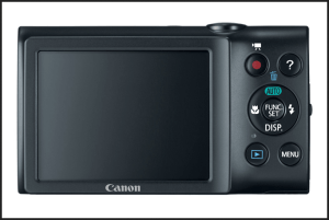 Canon PowerShot A2400 IS Manual User Guide and Specification