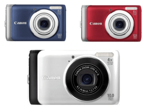 Canon PowerShot A3000IS Manual, a Manual of High-Valued Pocketable Camera