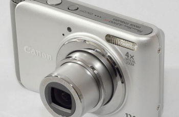 Canon PowerShot A3100 IS Manual, a Manual of Compact Camera for All 1