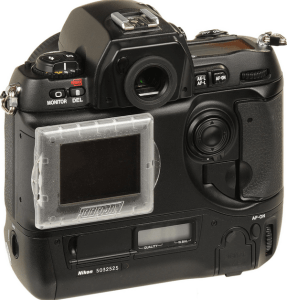 Nikon D1H Manual for Nikon Outstanding 3 MP Monster
