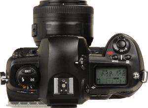 Nikon D1H Manual for Nikon Outstanding 3 MP Monster