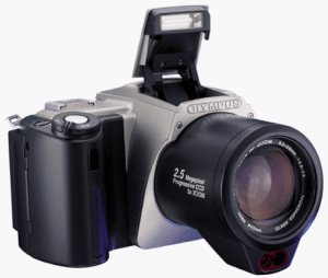 Olympus C-2500L Manual for the Better Camera than a Smartphone