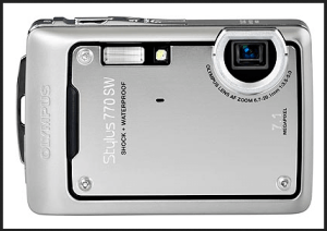 Olympus Stylus 770 SW Manual, Manual of Strong Compact Camera for Active People