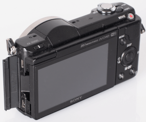 Sony ILCE-5000L Manual for Sony Stylishly Powerful Camera