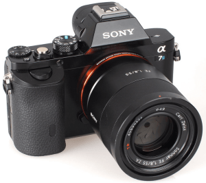 Sony ILCE-7S Manual for Outstanding Compact Full Frame Mirrorless Camera
