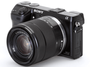 Sony NEX-7 Manual for High-End CSC Camera with Excellent Shoot