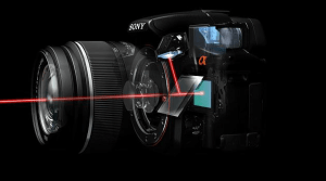 Sony SLT-A55V Manual User Guide for Your Sony Fast-capturing Camera