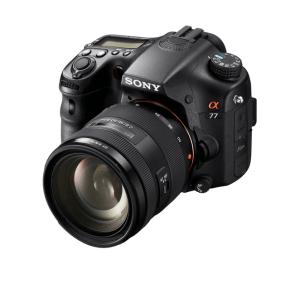 Sony SLT-A77V Manual for Sony deep-pocketers Amateur
