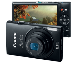 Canon PowerShot ELPH 110 HS Manual for Canon Superb Compact Camera
