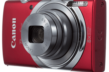 Canon PowerShot ELPH 140 IS Manual User Guide and Detail Specifications 1