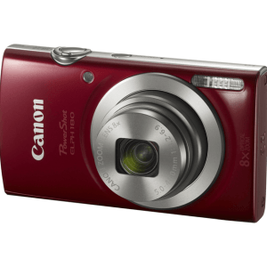 Canon PowerShot ELPH 180 IS Manual For Canon's Outstanding Compact