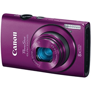 Canon PowerShot ELPH 310 HS Manual User Guide and Detail Specification