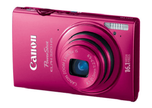 Canon PowerShot ELPH 320 HS Manual User Guide and Detail Specification