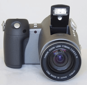 Canon PowerShot Pro 90 IS Manual User Guide and Detail Specification